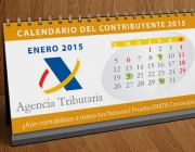 Imatge calendari fiscal aeat gener 2015
