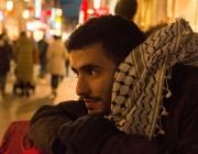 Aeham Ahmad, pianista sirià-palestí. Font: Associació Catalana per la Pau