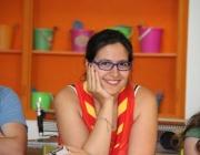 Aina Màdico, comissària internacional de Minyons Escoltes i Guies de Catalunya.