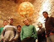 Els integrants del grup Amanida Folk