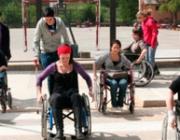 Un projecte de sensibilització d'Amputats Sant Jordi