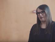 Anna Morancho, tècnica de projectes, explica la seva experiència laboral