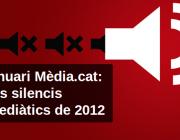 Anuari Mèdica.cat: Els silencis mediàtics de 2012
