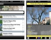 Primera aplicació per mòbil de temàtica forestal en català