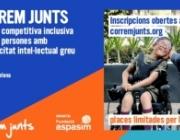 Els beneficis de la 'Correm Junts' es destinen íntegrament als projectes de la Fundació Aspasim. Font: Aspasim