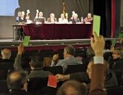 Assemblea General de Socis de la FAC, autor: Toni Galitó