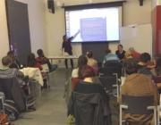 L'assessorament a entitats juvenils és un dels serveis que ofereix el CRAJ