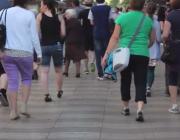 Assetjament masclista a l'espai públic. Fotograma del reportatge