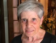 Assumpció Tobella, vicepresidenta de Salut Mental Terrassa Font: Salut Mental Terrassa