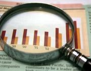 Informació econòmica i lupa