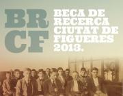 Beca de recerca Ciutat de Figueres 2013