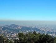 Episodi de contaminació per diòxid de nitrogen a Barcelona