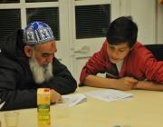 """Parella lingüística del projecte """"Aprenem. Famílies en xarxa"""" de Casa Àsia"""