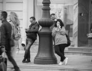 Communication in Saint Petersburg.  Font: Ivan. Llicència d'ús CC BY 2.0