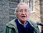 L'activista i lingüista Noam Chomsky és un dels guardonats en aquesta edició del Premis MacBride per la Pau