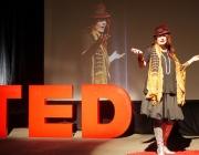 Imatge d'una xerrada TED