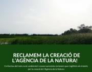 Les entitats ambientals reclamen la creació de l'Agència de la Natura