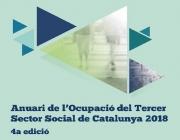 Les entitats ja poden omplir el qüestionari per participar en la quarta edició del'Anuari de l'Ocupació del Tercer Sector Social  de Catalunya.