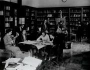 Biblioteca de la Residencia de Señoritas