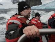 Javier Bardem ha participat en l'expedició a l'oceà Antàrtic amb Greenpeace