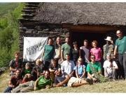 L'associació Boscos de Muntanya organitza noves estades de voluntariat ambiental als boscos del Pirineu l'estiu de 2018