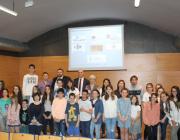 Down Lleida va lliurar els Premis del VIII Concurs de Redacció Ciutadà XXI.