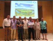 Acte d'entrega de la de la passada edició del Premi Natura i Societat