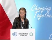 L'activista sueca de quinze anys Greta Thunberg ha realitzat un contundent discurs reclamant acció contra el canvi climàtic a la classe política