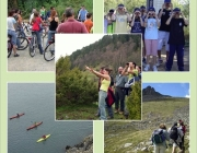 Informe  sobre educació ambiental i voluntariat als parcs naturals