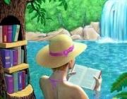Lectura a l'estiu