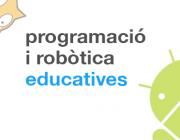 Logotip del Portal de informació de Robòtica i programació educativa