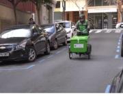 Neix la primera missatgeria ecològica a Lleida