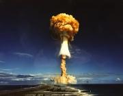 Explosió nuclear.