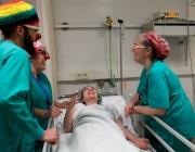 Pallapupas millora l'estat d'ànim, a través del riure, de prop de 40.000 pacients cada any.