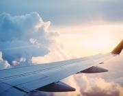 Viatge amb avió.