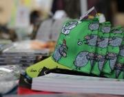 La gorra és el símbol de la festa solidària de l'AFANOC. Font: AFANOC