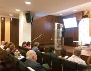 Acte de presentació de l'Anuaria de l'Ocupació del Tercer Sector Social 2017