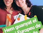 La Fundació Rezero guanya el premi europeu de prevenció de residus