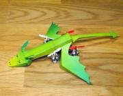 Un drac amb drone