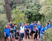 Jornada de voluntariat ambiental promoguda per Decathlon al 2016 amb l'Associació Cen