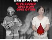 Dia Mundial del Donant de Sang.