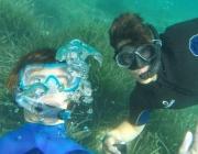 Camp de Treball dedicat al coneixement del mar amb l'entitat Xatrac