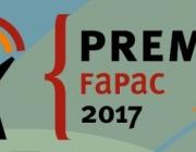 Banner dels Premis Fapac 2017