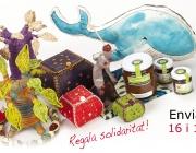 Regals solidaris de Nadal: transport gratuït!