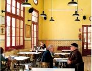 Imatge del bar de l'Ateneu d'Hostalets de Pierola