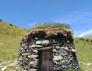 La barraca de pedra seca (imatge: flickr.com/diluvi)