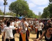 Batucada a la Ciutadella per Sant Jordi 2005 (Foto: Jordi Armengol Flickr)