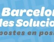 Barcelona de les Solucions.   Font: Associació En Positivo