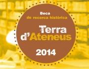 Terra d'Ateneus, beca la investigació sobre associacionisme cultural