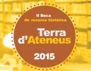 L'IRMU i la FAC convoquen la segona edició de la Beca Terra d'Ateneus